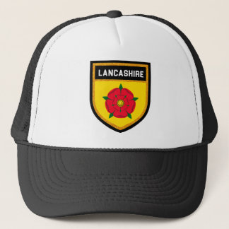 Gorra De Camionero Bandera de Lancashire