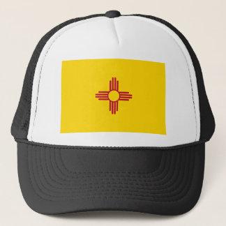 Gorra De Camionero Bandera de New México