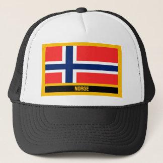Gorra De Camionero Bandera de Norge