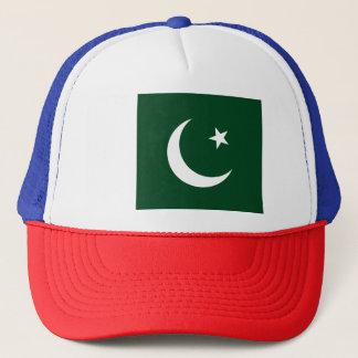 Gorra De Camionero Bandera de Paquistán