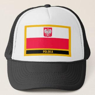 Gorra De Camionero Bandera de Polska