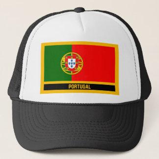 Gorra De Camionero Bandera de Portugal