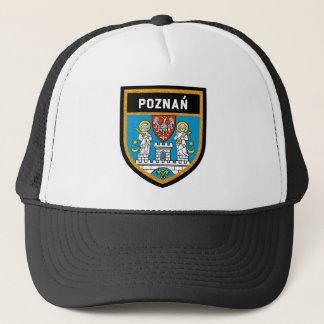 Gorra De Camionero Bandera de Poznań