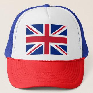 Gorra De Camionero Bandera de Reino Unido