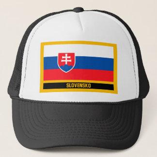 Gorra De Camionero Bandera de Slovensko