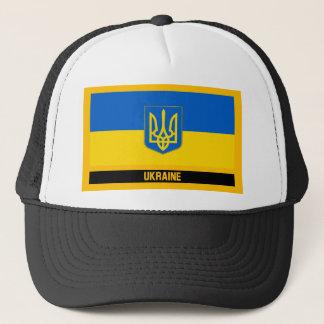 Gorra De Camionero Bandera de Ucrania