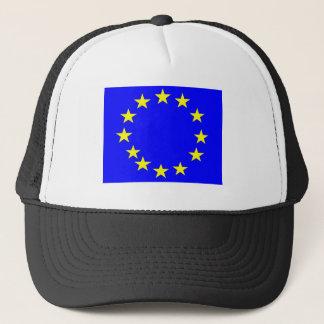Gorra De Camionero Bandera de unión europea