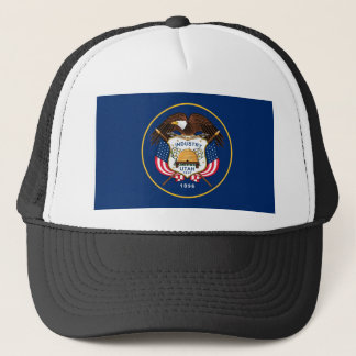 Gorra De Camionero Bandera de Utah