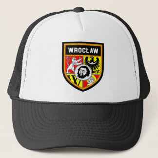 Gorra De Camionero Bandera de Wrocław
