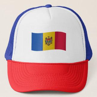 Gorra De Camionero Bandera del Moldavia