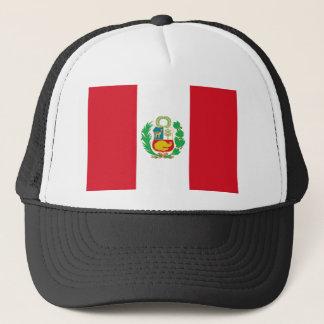 Gorra De Camionero Bandera del Perú - bandera de Perú