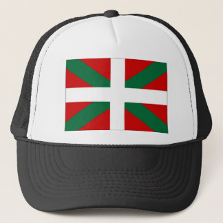 Gorra De Camionero Bandera del vasco de España