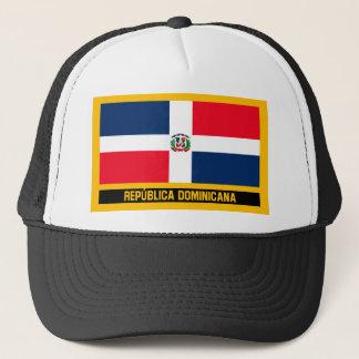 Gorra De Camionero Bandera Dominicana de República