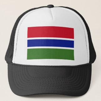 Gorra De Camionero Bandera nacional del mundo de Gambia
