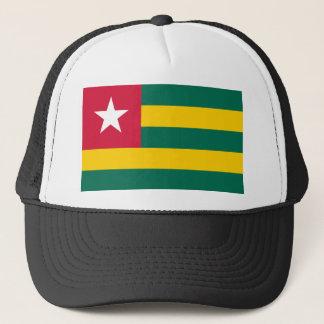 Gorra De Camionero Bandera nacional del mundo de Togo