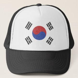 Gorra De Camionero Bandera surcoreana