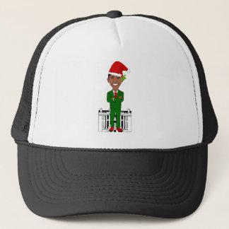 Gorra De Camionero Barack Obama Papá Noel