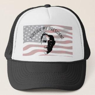 Gorra De Camionero Barack Obama para siempre mi presidente Hat