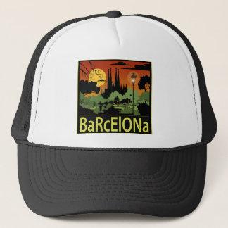 Gorra De Camionero Barcelona