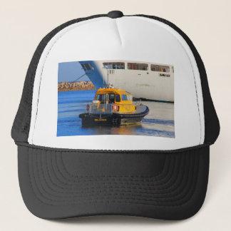 Gorra De Camionero Barco experimental y barco de cruceros