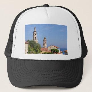 Gorra De Camionero Basílica en Menton en Francia