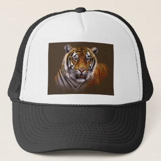 Gorra De Camionero Bengala hace frente al tigre