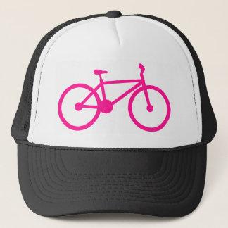 Gorra De Camionero Bicicleta de las rosas fuertes; bici