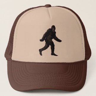 Gorra De Camionero Bigfoot Sasquatch Yetti