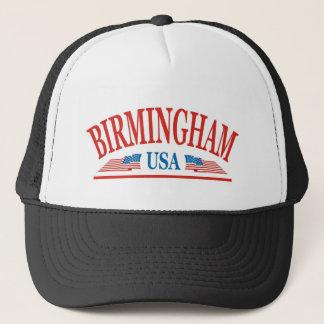 Gorra De Camionero Birmingham Alabama los E.E.U.U.