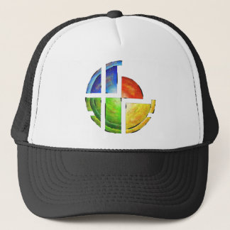 Gorra De Camionero Blessinia - sol colorido