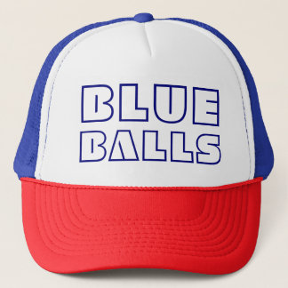 Gorra De Camionero Bolas azules