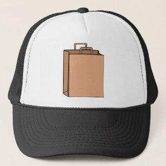 Gorra De Camionero Bolsa de papel