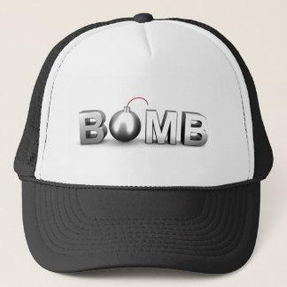 Gorra De Camionero Bomba