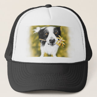 Gorra De Camionero Border collie lindo