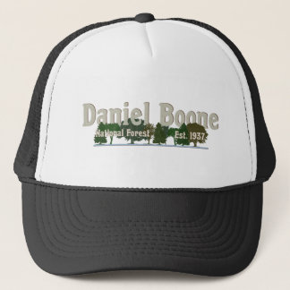 Gorra De Camionero Bosque del Estado de Daniel Boone