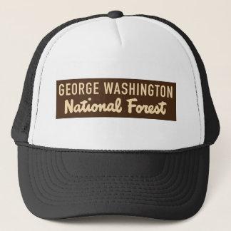 Gorra De Camionero Bosque del Estado de George Washington