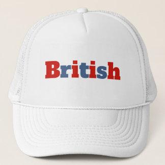 Gorra De Camionero Británico