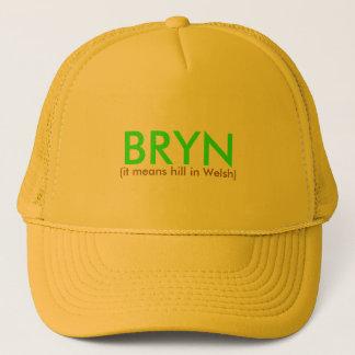 Gorra De Camionero BRYN, (significa la colina en Galés)