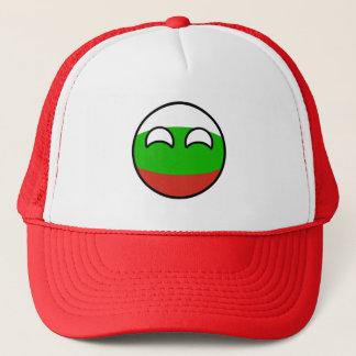 Gorra De Camionero Bulgaria Geeky que tiende divertida Countryball