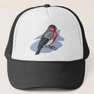 Gorra De Camionero Bullfinch del pájaro