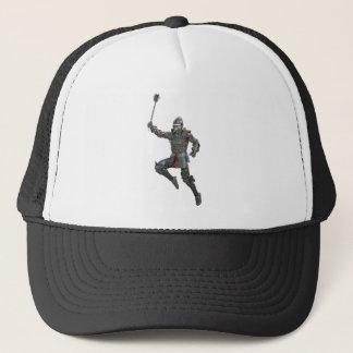 Gorra De Camionero Caballero con macis que salta a la derecha