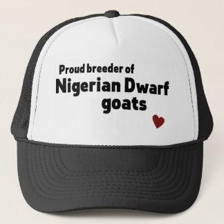 Gorra De Camionero Cabras enanas nigerianas