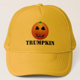 Gorra De Camionero Calabaza divertida Halloween de Trumpkin del
