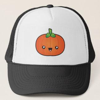 Gorra De Camionero Calabaza linda de Halloween