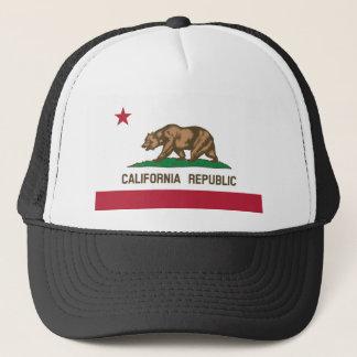 Gorra De Camionero California