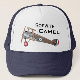 Gorra De Camionero Camello de Sopwith