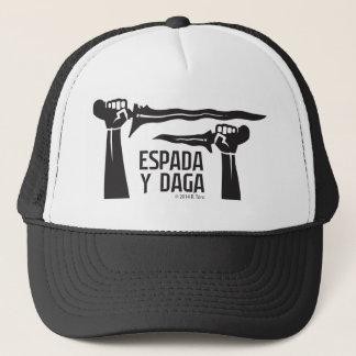Gorra De Camionero Camisa de Espada y Daga Astig