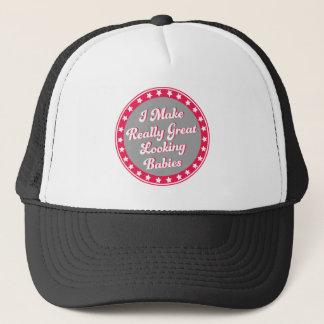 Gorra De Camionero Camisa divertida del regalo del día de padre