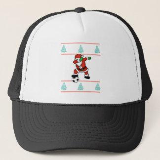 Gorra De Camionero Camiseta fea 2018 del navidad del lenguado del