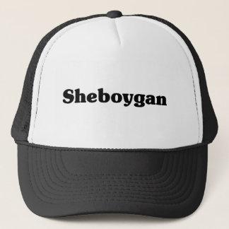 Gorra De Camionero Camisetas de la obra clásica de Sheboygan